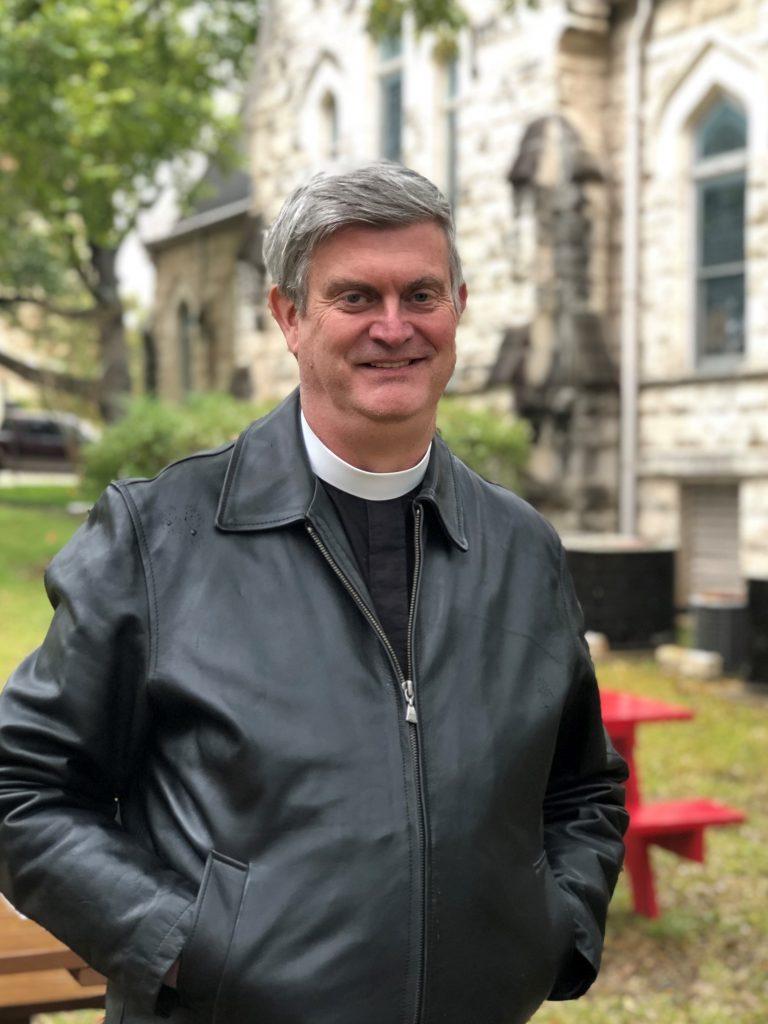 The Rev. Lane Hensley